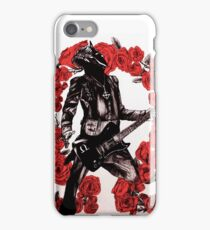 A Rose for Omega iPhone Case/Skin