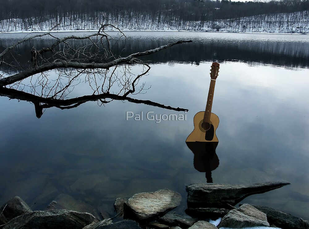 When The Music Fades by Pal Gyomai