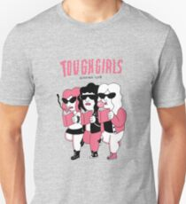 Tough girls reading club Unisex T-Shirt