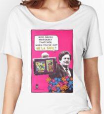De La Soul - 80s advert Women's Relaxed Fit T-Shirt