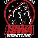 ISWA Wrestling Beast Mode by Gentlemanjohncs