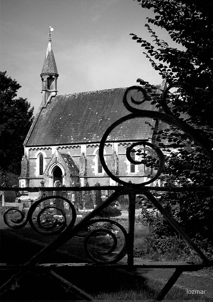 merthyr mawr church by lozmar