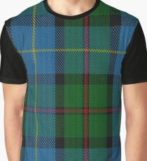 MacLeod of Assynt Clan/Family Tartan  Graphic T-Shirt