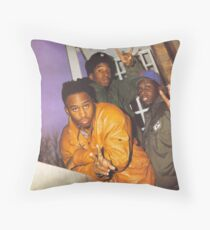 A Tribe Called Quest photo Throw Pillow