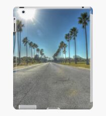 Florida Drive iPad Case/Skin