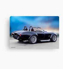 1966 Shelby Cobra 427 Cu. In. Replica II Canvas Print
