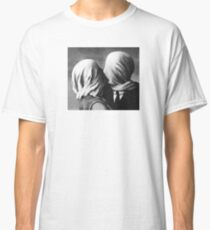 The Lovers Magritte Classic T-Shirt