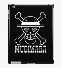Strawhat Fabulous Flag! (black) iPad Case/Skin