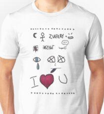 night man lyrics - philadelphia T-Shirt