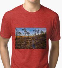 Store Mosse tracks Tri-blend T-Shirt