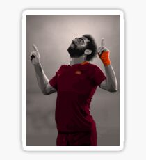 Mohamed Salah - AS Roma Sticker
