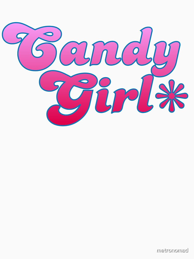 Candy Girl by metronomad