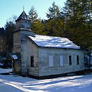 The Old Home of God  by Paul Lubaczewski
