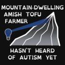 Raising Awareness (white) by ActingNT