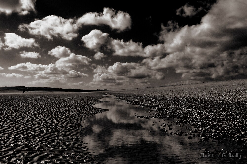 RyeBeach by Christian Galbally