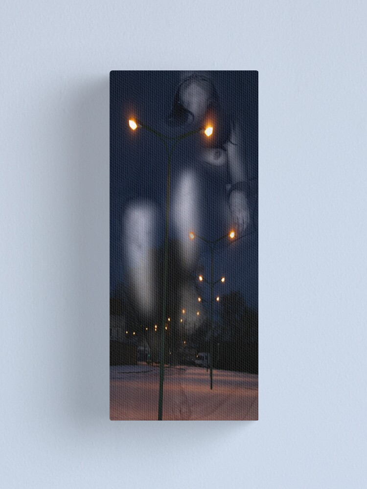 Alternate view of The Night Dancer Canvas Print
