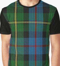 MacLeod of Skye (Johnston) Clan/Family Tartan  Graphic T-Shirt