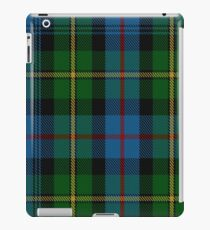 MacLeod of Skye (Johnston) Clan/Family Tartan  iPad Case/Skin