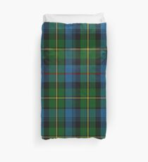 MacLeod of Skye (Johnston) Clan/Family Tartan  Duvet Cover