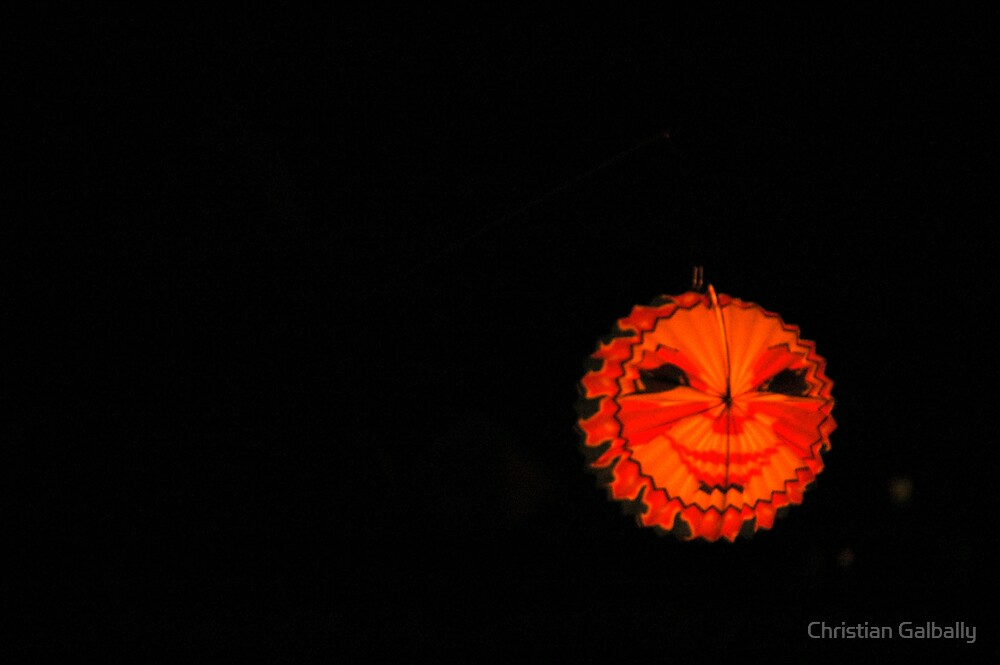 HappyLantern by Christian Galbally