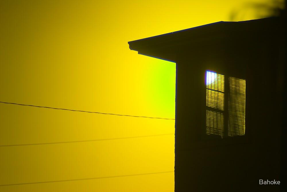 Yellow by Bahoke