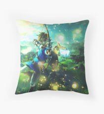 Cojín La leyenda de Zelda: Aliento del vínculo salvaje