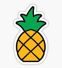 Simple Pineapple Sticker