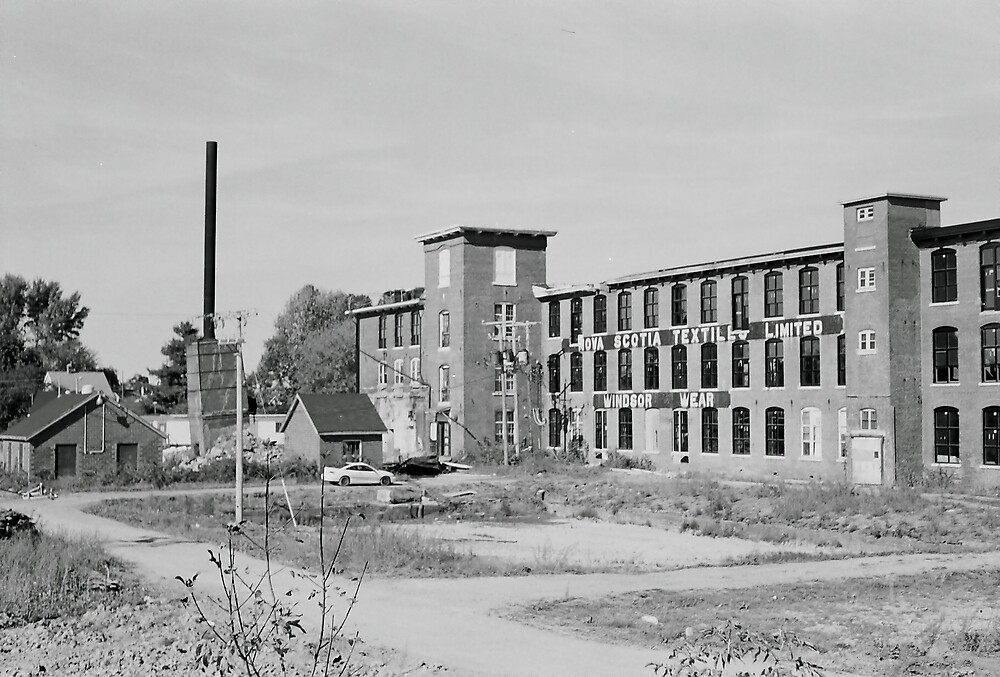 Old Factory  by Fernlee