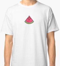 Simple Watermelon Classic T-Shirt