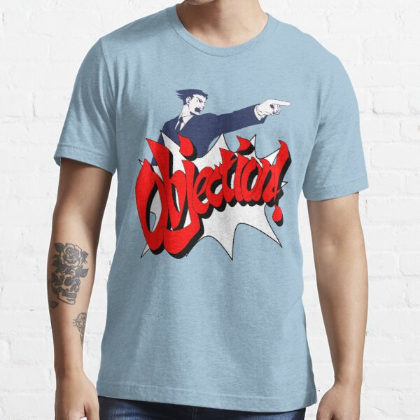 Objection Essential T-Shirt