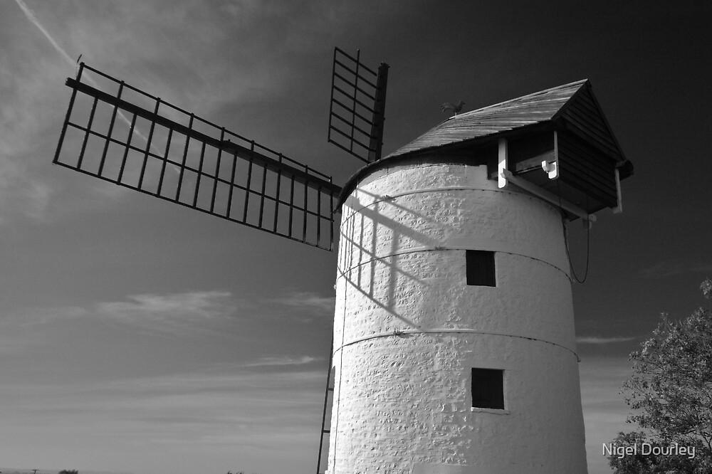 Ashton Windmill 13 by Nigel Dourley