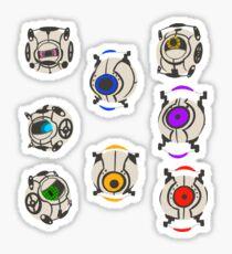 all aperture technologies Sticker