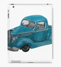 Old Ford Truck iPad Case/Skin