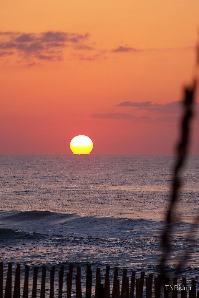 Sunrise on Carolina Beach by TNRidrnr