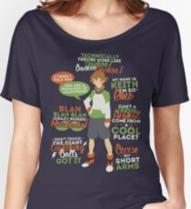 Pidge Quotes Women's Relaxed Fit T-Shirt