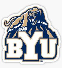 BYU Cougars Sticker
