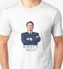 West Wing - What's Next? Unisex T-Shirt