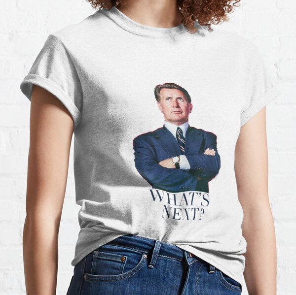 West Wing - What's Next? Classic T-Shirt