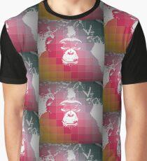 Schimpanse Graphic T-Shirt