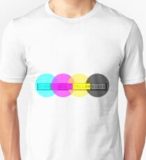 CYMK Unisex T-Shirt