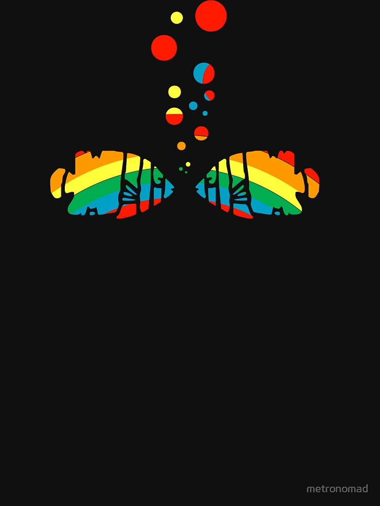 Rainbow Fishes by metronomad