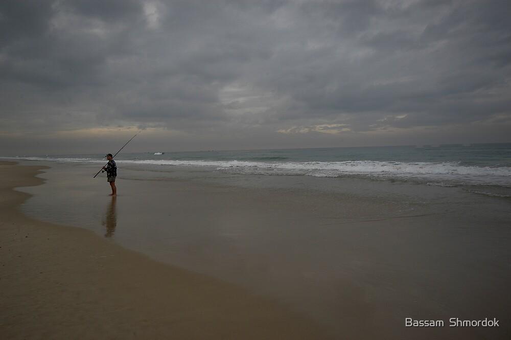 Fishing by Bassam  Shmordok