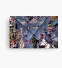 Hang me out to Dry (Hills Hoist 2) Canvas Print
