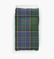 MacMillan Hunting Clan/Family Tartan  Duvet Cover