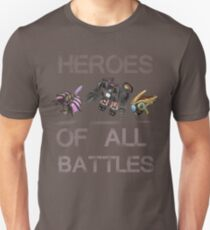 SC2-Heroes Of All Battles T-Shirt
