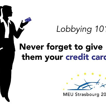 Lobbying 101 by JimmysBook