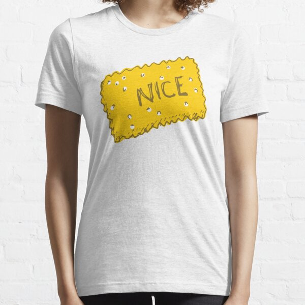 Kitsch Nice Biscuit Essential T-Shirt