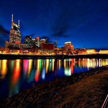 River of Lights by joshunter