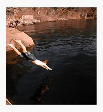 Summersville Lake  Photographic Print