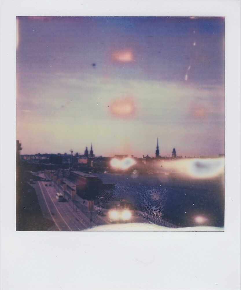 the light of stockholm by Jill Auville